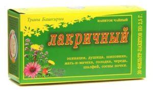 Травяные чаи от кашля