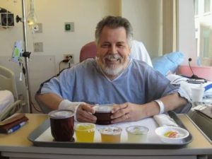 Питание после операции на легком