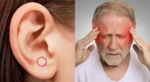 Козелковый массаж уха как делать