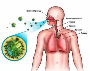 Рак передается воздушно капельным путем