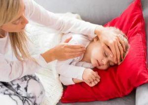 Понос и кашель у ребенка без температуры