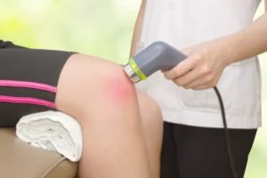 Фонофорез с гидрокортизоном на коленный сустав