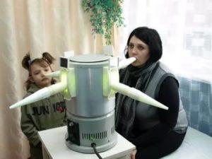 Физиотерапия для носа