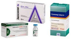Антибиотики при скарлатине у детей какие