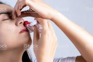 Головная боль и кровь из носа причины