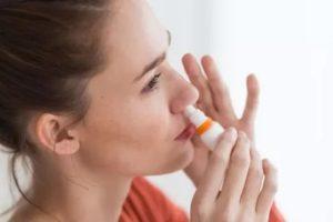 Заложенность носа при ангине