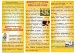 Профилактика бронхиальной астмы памятка