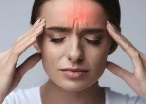 Почему болит голова после слез