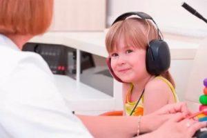 Как проверить слух у ребенка 4 года