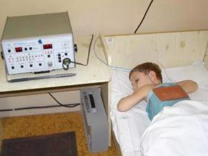 Как часто можно делать электрофорез взрослому