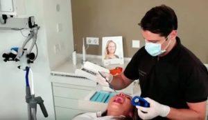 Электрофорез с кальцием для зубов