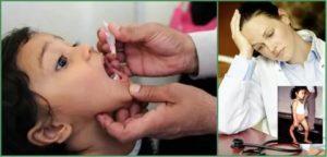 Полиомиелит комаровский видео