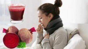 Лечение горла свеклой