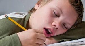 Обильное слюноотделение во время сна