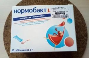 Пробиотик для детей при приеме антибиотиков