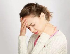 Головная боль усиливается при наклоне