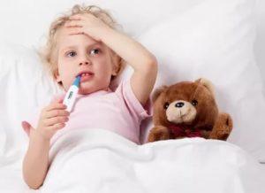 Орви без температуры у ребенка