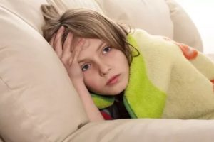 Ребенок вялый и сонливый температуры нет