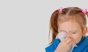 Ребенок чихает и сопли комаровский