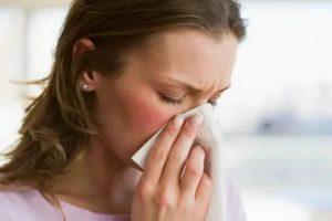 Больно дышать носом