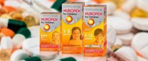 Не снижается температура у ребенка после нурофена