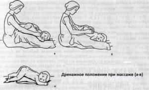 Постуральный массаж детям