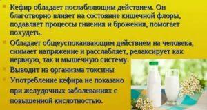 Можно ли пить кефир при приеме антибиотиков