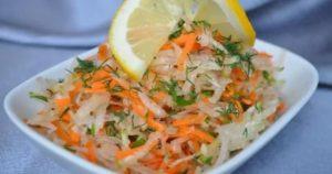 Блюда из зеленой редьки рецепты