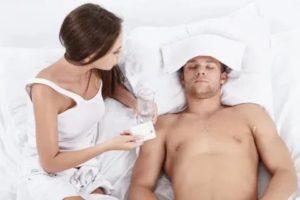Муж заболел а я беременна что делать