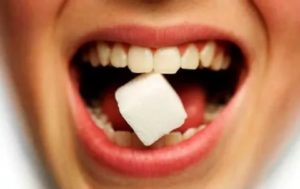 Вкус сахара во рту