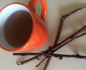 Ветки малины от кашля