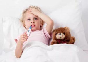 Ребенок болеет без температуры хорошо или плохо