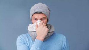 Аллергический кашель на холод