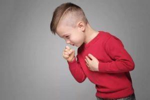 Ребенок кашляет когда побегает