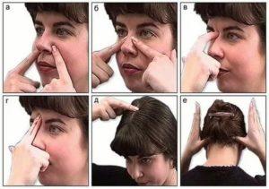 Дыхательная гимнастика при заложенности носа