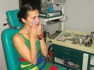 Физиопроцедуры при гайморите