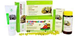 Чем полезен барсучий жир для детей