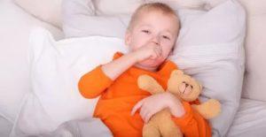Ребенок постоянно кряхтит горлом 5 лет