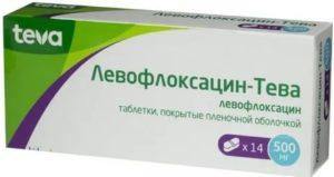 Левофлоксацин в гинекологии