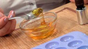 Капли в нос из меда