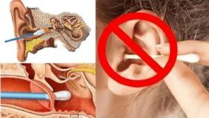 При сморкании свистит в ухе