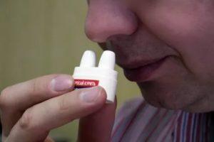 Ингаляции для курильщиков небулайзером