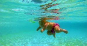 Ребенок наглотался воды в бассейне рвота