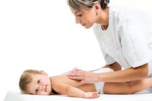 Массаж при пневмонии у детей