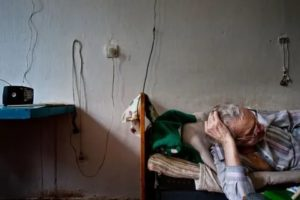 Смерть от туберкулеза легких