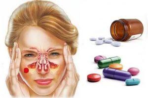 Гайморит не проходит после антибиотиков