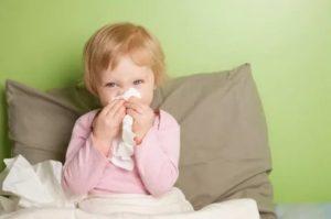 Ребенок давится соплями во сне