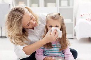 Как сделать чтобы ребенок прочихался