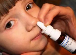 Как облегчить насморк у ребенка ночью