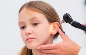 Снижение слуха у ребенка после отита